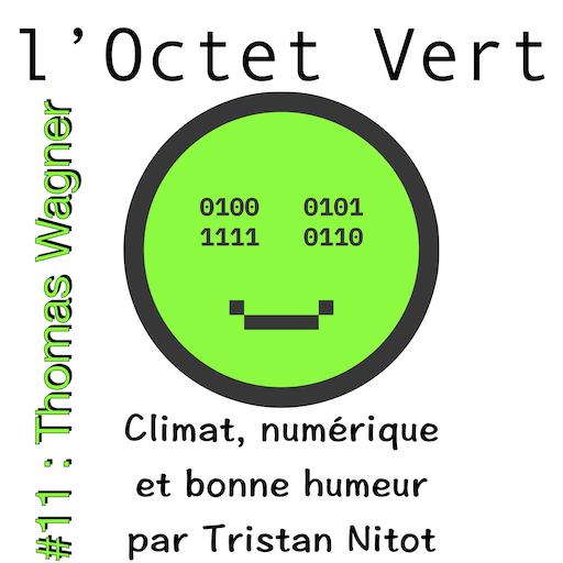 Logo de l'Octet Vert avec le #11